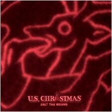 US CHRISTMAS - SALT THE WOUND  CD 8 TRACKS PSYCHEDELIC ROCK NEU