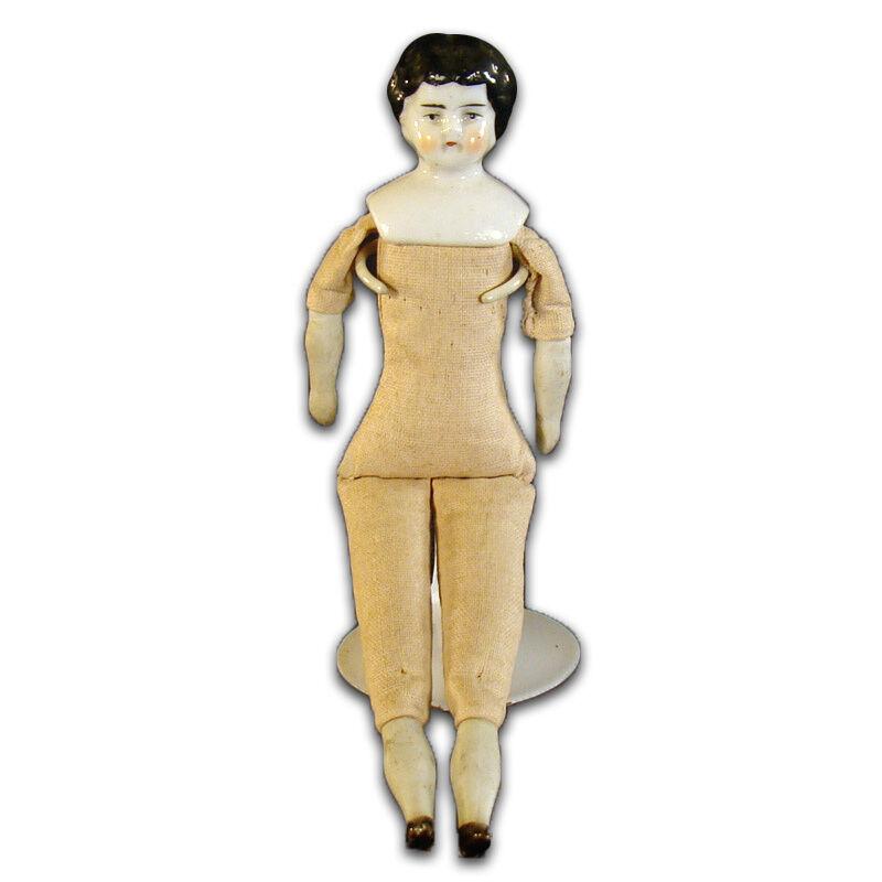 Geruomo Porcelain  bambola with Cloth corpo  moda