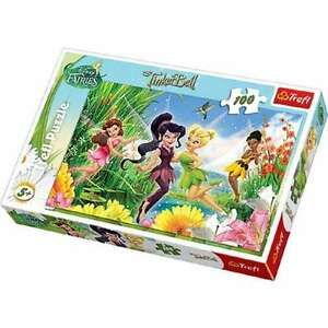TREFL-puzzle-100-pieces-DISNEY-Fairies-Tinkerbell-La-Fee-Clochette-5-NEUF