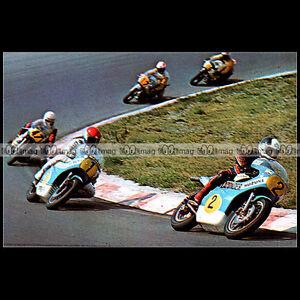 CP26-Boet-VAN-DULMEN-Wil-HARTOG-WILLIAMS-Carte-Postale-Moto-Motorcycle-Postcard