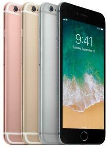 Apple iPhone 6S Plus - 16GB - Gray, Rose, Gold, Silver- Unlocked - Smartphone