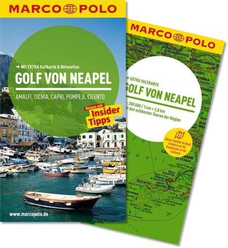 1 von 1 - !! Golf von Neapel 2013 UNGELESEN Capri Ischia  Amalfi Vesuv + Karte Marco Polo