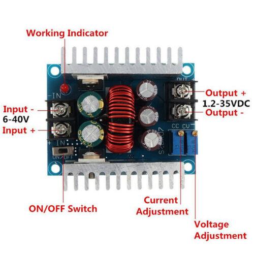 300W 20A DC-DC Converter Step Down Module LED Driver Power Moduls1