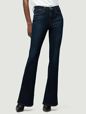 NWT Good American High Waist Side Zip GASZ148 Blue051 Skinny Jeans Size:4//27