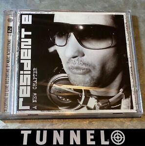 RESIDENT E • A NEW CHAPTER • 2CD ALBUM
