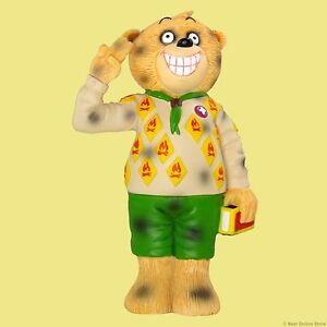 BAD TASTE BEARS SCOUT BOY GRILLED NAUGHTY MEMBER -FAST SHIPPING -MORE IN SHOP