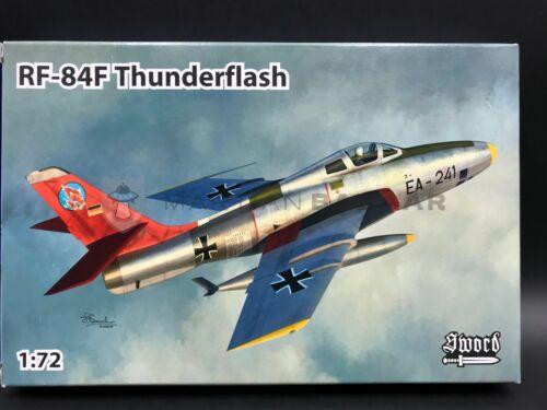SW72117 Sword 1//72 RF-84F Thunderflash