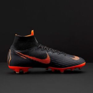 detailed look f2bfc f1273 Details about Nike Mercurial Superfly 6 360 Elite AG Pro Black ACC Uk Size  9 AH7377-081