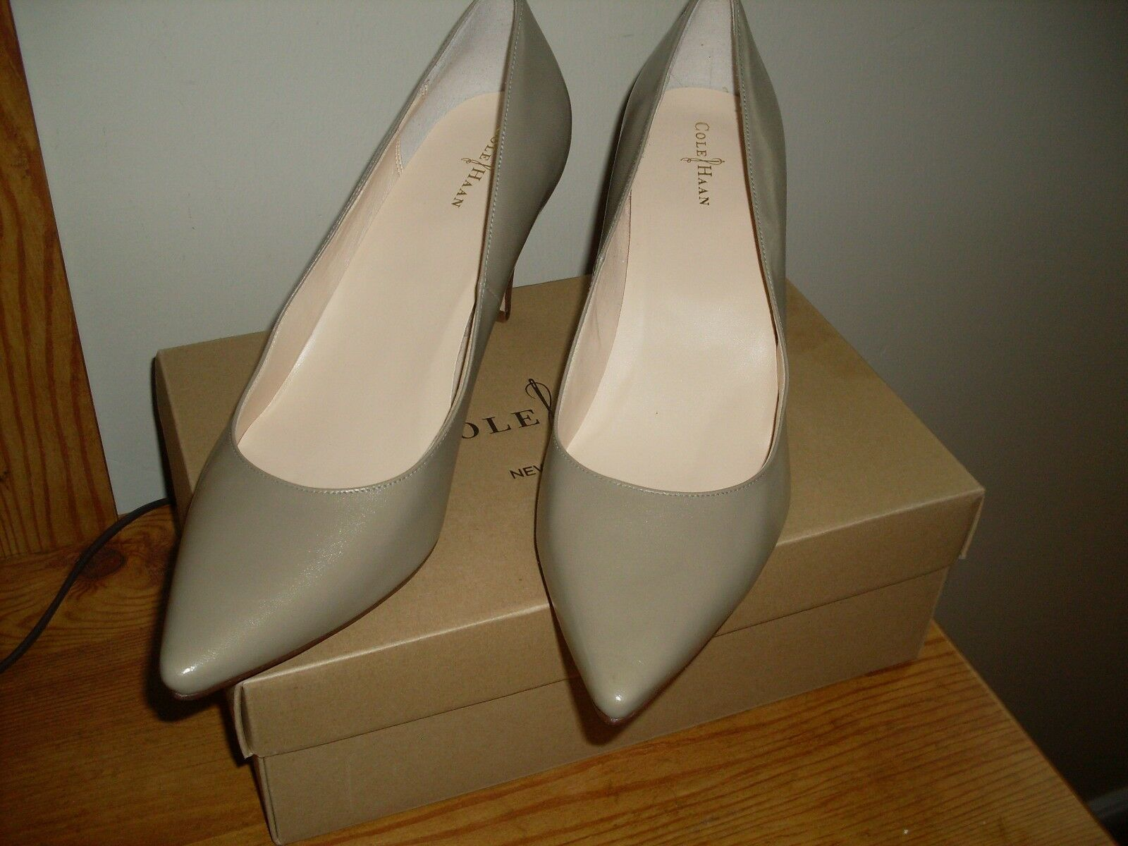Cole HAAN HAAN HAAN Luft Juliana Pumps 45b17f