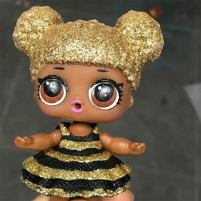 Vornehm Authentic Lol Überraschung L.o.l Glitter Queen Bee Series 1 Doll With Bag