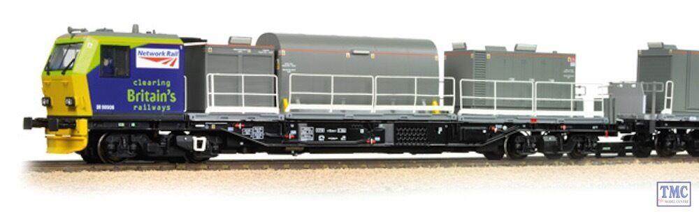 31-575 Bachmann OO HO Gauge Windhoff MPV (Multi-Purpose Vehicle) Network Rail