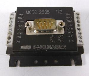 Faulhaber-MCDC2805-Motion-Controller