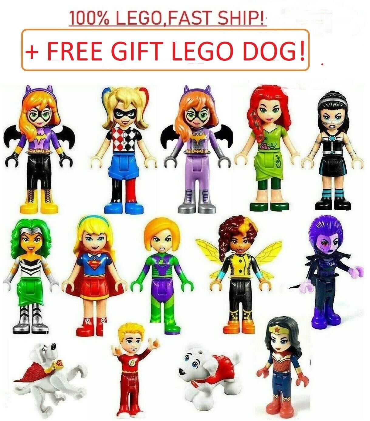 shg016 NEW LEGO Eclipso FROM SET 41239 DC SUPER HERO GIRLS