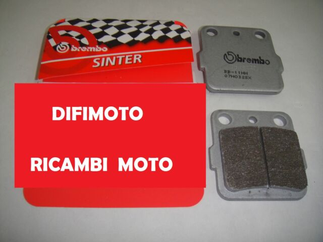 PADS BREMBO SINTERED FRONT 200 ATC X 83 > 85 07HO32SX