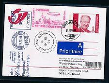 59156) Ryanair FF Frdhfn - Dublin 19.12.2006 Zeppelin NT GA ab Belgien