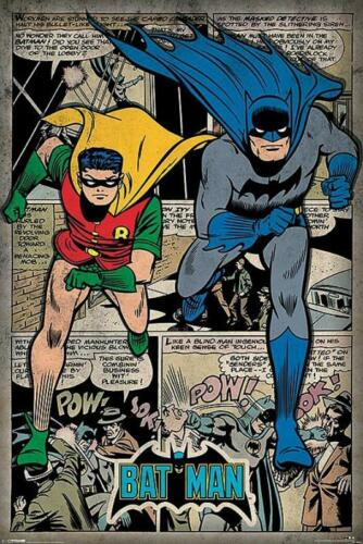 Montage Maxi Poster 61cm x 91.5cm new and sealed Batman Comic