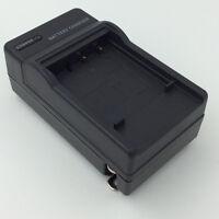 Battery Charger For Sanyo Xacti Vpc-e2 Vpc-e2w Vpc-e2bl Waterproof Video Camera