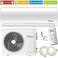 Split Klimaanlage 9000 BTU Lokales Klimagerät R32 4in1 Komplettset WLAN ECO