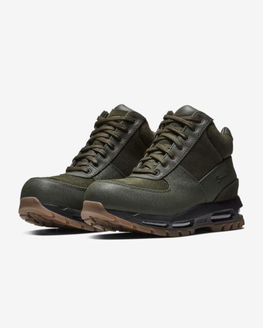 5c23efb3441 Nike Air Max Goadome BOOTS Sequoia Gum Brown Black Bq3459 300 Mens Size 9