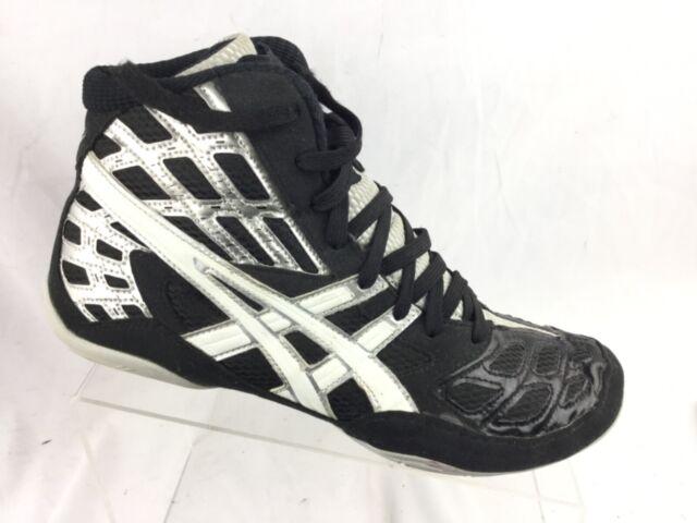 6a2f447d5690 Asics J203Y Split Second Sport Training Wrestling Shoes Men s 9 US 41.5 EU