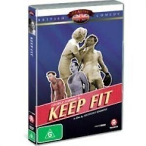 KEEP-FIT-George-Formby-Anthony-Kimmins-DVD-NEW