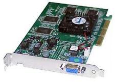 nVidia GeForce2 AGP VGA 32MB Video Card 6001519