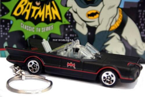 Custom Key chain Batman Classic TV Series Batmobile