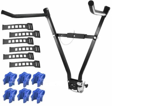 Ford C-Max 2007-2017 3 Bike Carrier Rear Towbar Towball Mount Cycle Rack Bicycle