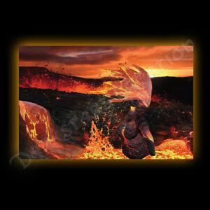 Madame-Pele-Goddess-of-Fire-Hawiian-Diety-Ka-wahine-ai-honua-Lava-Woman