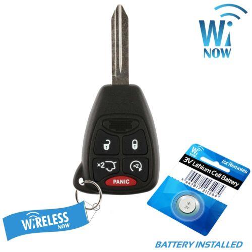 Car Key Fob Keyless Entry Remote For 2007 2008 2009 2010 Chrysler Sebring