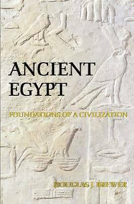 Ancient Egypt: Foundations of a Civilization-ExLibrary