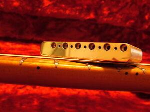 THE-KGC-Killer-Brass-Tremolo-Block-for-Fender-Stratocaster-American-Standard