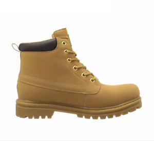 FILA 1SH40063-206 EDGEWATER 12 Mn´s (M) Wheat Gum Synthetic Lifestyle Boots