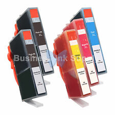 5** PACK 564 564XL New Ink Cartridge for HP PhotoSmart 7525 B210 C310 C410 C6340