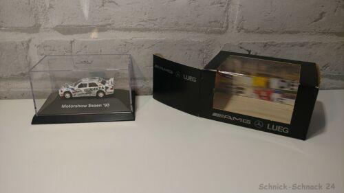 Herpa 1:87 Mercedes Benz AMG motor show comer 1993 en OVP #31672#
