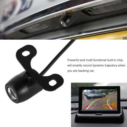 Universal coche revertir cámara de visión trasera con cable de estacionamiento bakcup Hd Visión Nocturna Ze