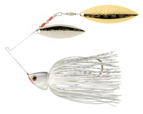 Bass Fishing Spinnerbait Lure Strike King Burner Spinnerbaits 1//2 Oz