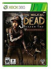 The Walking Dead: Season Two (Microsoft Xbox 360, 2014)