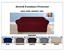 FURNITURE-SOLID-STRETCH-SLIP-COVER-FOR-SOFA-LOVE-SEAT-3-DIFFERENT-COLORS miniature 15