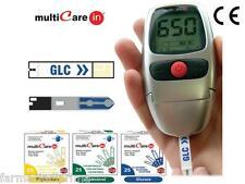 MULTICARE In 10 Strisce Colesterolo TEST STRIPS CHOLESTEROL