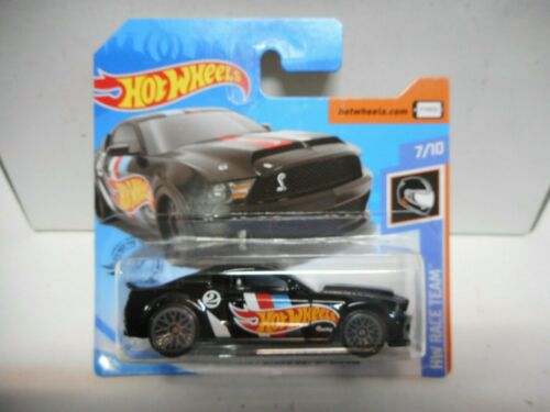 MUSTANG FORD SHELBY GT 500 SUPER SNAKE 2010 HOT WHEELS 1//64