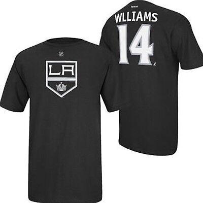 LA Kings Justin Williams NHL Hockey