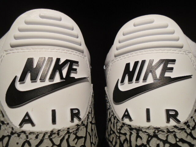 the best attitude cd27d 7bf50 2013 Nike Air Jordan III 3 Retro 88 White Cement 10.5