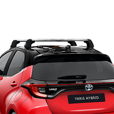 GENUINE TOYOTA YARIS 2020> Roof Bars Roof rack storage Crossbars PW301-0D000