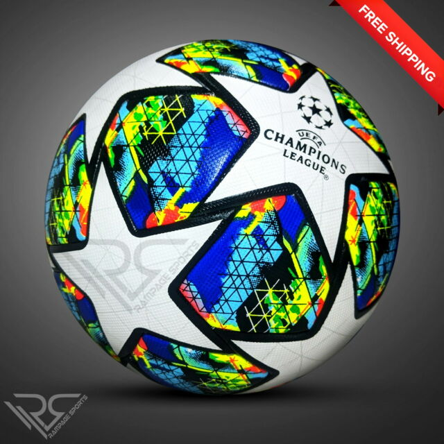 12+ Uefa Champions League Ball 2019