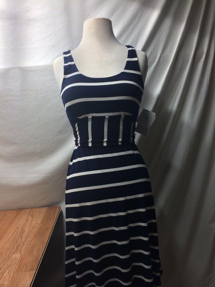 Rosie Rosie Rosie Pope Striped Dress NWT Retail  128 b17197