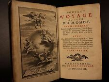 1728 1st ed Voyages ASIA China Indonesia ATLAS Maps South America Philippines