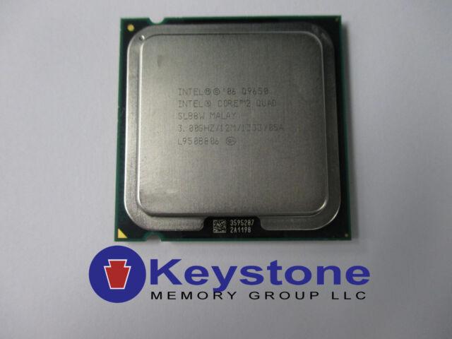 Intel Core 2 Quad Q9650 3.00GHZ LGA 775 SLB8W Processor CPU *km