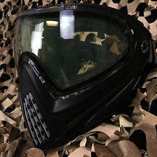 NEW Dye Invision I4 Thermal Anti-Fog Paintball Goggle Pro Mask - Black