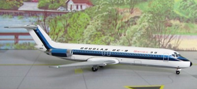 Aeroclassics ACN9608Z Douglas Aircraft DC-8-55 N9608Z Diecast 1//400 Jet Model